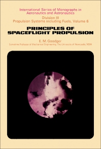 Principles of Spaceflight Propulsion - 1st Edition - ISBN: 9780080138848, 9781483158600