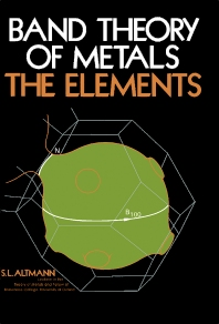Band Theory of Metals - 1st Edition - ISBN: 9780080156026, 9781483158990