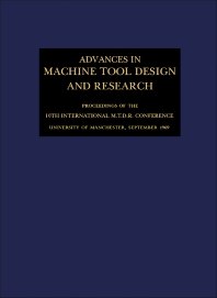 Advances in Machine Tool Design and Research 1969 - 1st Edition - ISBN: 9780080156613, 9781483145938