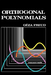 Cover image for Orthogonal Polynomials