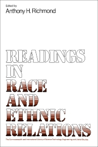 Reading in Race and Ethnic Relations - 1st Edition - ISBN: 9780080162126, 9781483137629