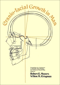Cranio-Facial Growth in Man - 1st Edition - ISBN: 9780080163314, 9781483151991