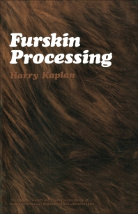 Furskin Processing - 1st Edition - ISBN: 9780080163529, 9781483138954