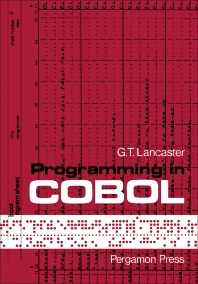 Programming in COBOL - 1st Edition - ISBN: 9780080163840, 9781483137810
