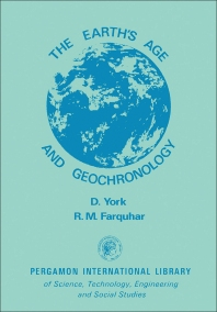 The Earth's Age and Geochronology - 1st Edition - ISBN: 9780080163871, 9781483279466