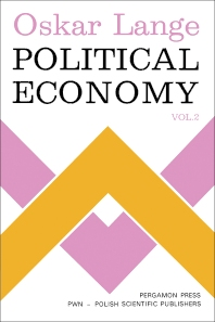 Political Economy - 1st Edition - ISBN: 9780080165721, 9781483186818