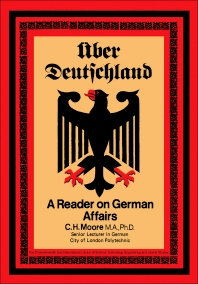 Über Deutschland - 1st Edition - ISBN: 9780080165851, 9781483137872