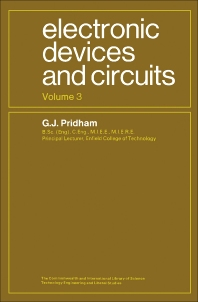 Electronic Devices and Circuits - 1st Edition - ISBN: 9780080166261, 9781483156378