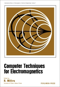 Computer Techniques for Electromagnetics - 1st Edition - ISBN: 9780080168883, 9781483145464