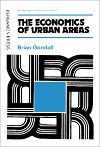 Cover image for The Economics of Urban Areas