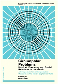 Circumpolar Problems - 1st Edition - ISBN: 9780080170381, 9781483156279