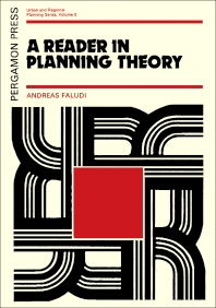 Cover image for A Reader in Planning Theory