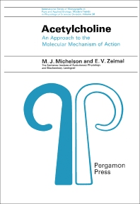Acetylcholine - 1st Edition - ISBN: 9780080171593, 9781483145457
