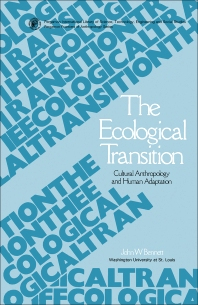 The Ecological Transition - 1st Edition - ISBN: 9780080178677, 9781483187266