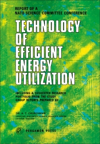 Technology of Efficient Energy Utilization - 1st Edition - ISBN: 9780080183145, 9781483165721