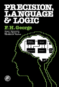 Precision, Language and Logic - 1st Edition - ISBN: 9780080196503, 9781483145433