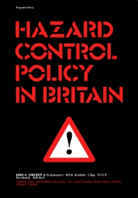 Hazard Control Policy in Britain - 1st Edition - ISBN: 9780080197395, 9781483146508