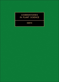 Cover image for Commentaries in Plant Science