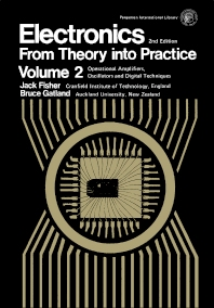 Electronics—From Theory Into Practice - 2nd Edition - ISBN: 9780080198569, 9781483181790