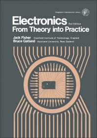 Electronics – From Theory Into Practice - 2nd Edition - ISBN: 9780080198576, 9781483160177