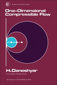 One-Dimensional Compressible Flow - 1st Edition - ISBN: 9780080204147, 9781483146751