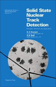 Cover image for Solid State Nuclear Track Detection