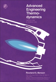 Advanced Engineering Thermodynamics - 2nd Edition - ISBN: 9780080207186, 9781483139197