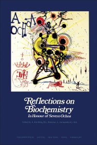 Reflections on Biochemistry - 1st Edition - ISBN: 9780080210100, 9781483136028