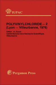Cover image for Polyvinylchloride — 2