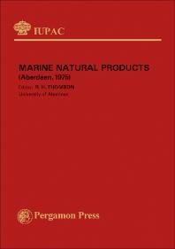 International Symposium on Marine Natural Products - 1st Edition - ISBN: 9780080212425, 9781483284521