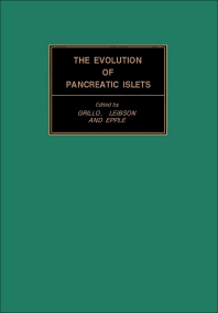 The Evolution of Pancreatic Islets - 1st Edition - ISBN: 9780080212579, 9781483280721