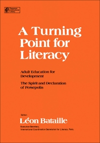 A Turning Point for Literacy - 1st Edition - ISBN: 9780080213859, 9781483156200