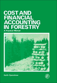 Cover image for Cost and Financial Accounting in Forestry