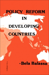 Policy Reform in Developing Countries - 1st Edition - ISBN: 9780080214788, 9781483137681