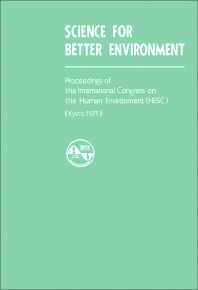 Science for Better Environment - 1st Edition - ISBN: 9780080219486, 9781483160498