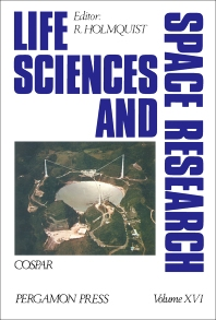 Life Sciences and Space Research - 1st Edition - ISBN: 9780080220222, 9781483148830