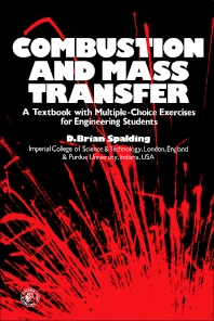 Combustion and Mass Transfer - 1st Edition - ISBN: 9780080221069, 9781483136356