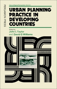 Urban Planning Practice In Developing Countries - 1st Edition - ISBN: 9780080222257, 9781483285474