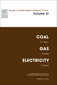 Coal, Gas and Electricity - 1st Edition - ISBN: 9780080224619, 9781483153063