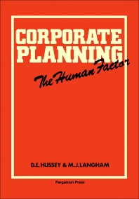 Cover image for Corporate Planning