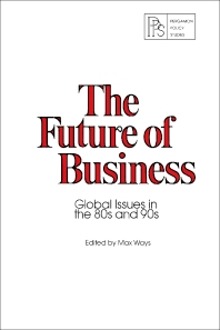 The Future of Business - 1st Edition - ISBN: 9780080224763, 9781483136899