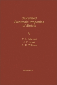 Calculated Electronic Properties of Metals - 1st Edition - ISBN: 9780080227054, 9781483152080