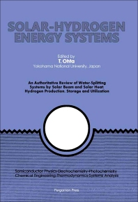 Solar-Hydrogen Energy Systems - 1st Edition - ISBN: 9780080227139, 9781483188423