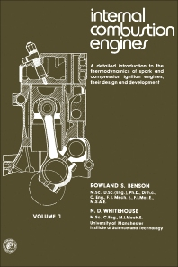 Internal Combustion Engines - 1st Edition - ISBN: 9780080227184, 9781483140025