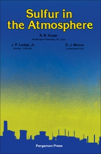 Sulfur in the Atmosphere - 1st Edition - ISBN: 9780080229324, 9781483150734