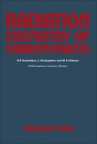 Radiation Chemistry of Carbohydrates - 1st Edition - ISBN: 9780080229621, 9781483188461