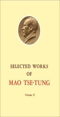 Cover image for Selected Works of Mao Tse-Tung
