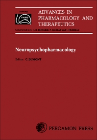 Neuropsychopharmacology - 1st Edition - ISBN: 9780080231952, 9781483146652