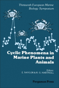 Cyclic Phenomena in Marine Plants and Animals - 1st Edition - ISBN: 9780080232171, 9781483188614