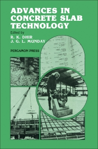 Cover image for Advances in Concrete Slab Technology